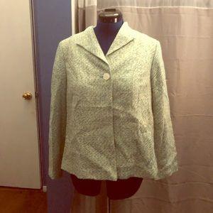SagHarbor Petite jacket size 12P